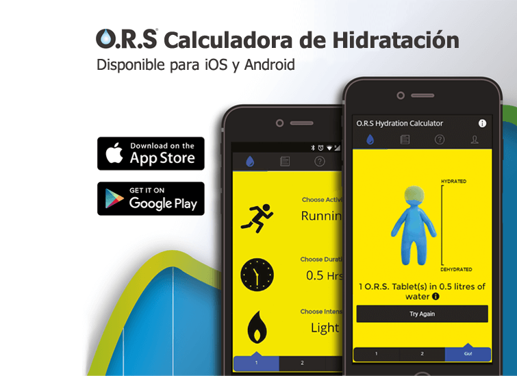 O.R.S. Hydration Calculator
